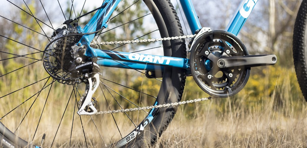 Giant ATX 2017 groupset