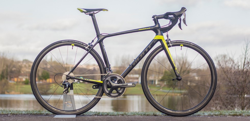 Giant TCR Advanced 2017 - a racing thoroughbred
