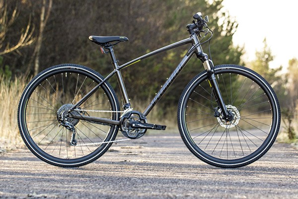 Hybrid Bike Reviews Tredz