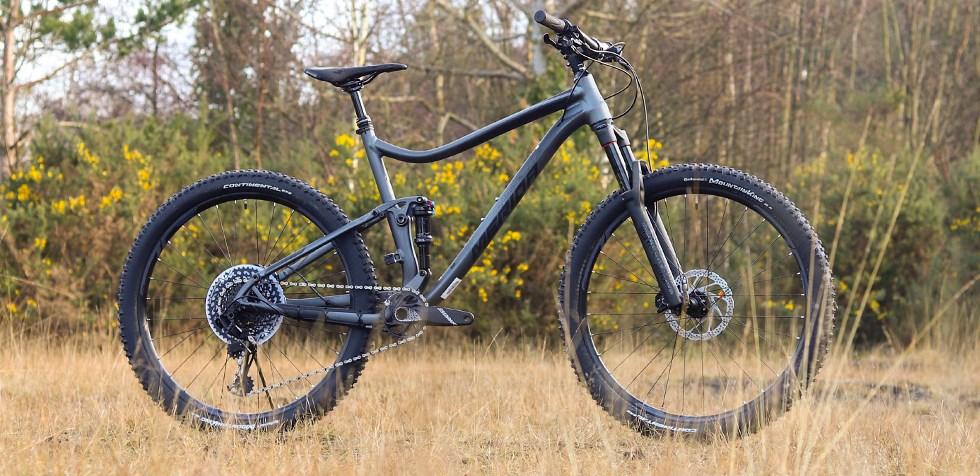 Merida One Twenty Mountain Bike Review Tredz