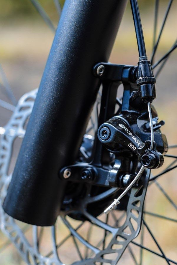 Cannondale Bad Boy disc brake