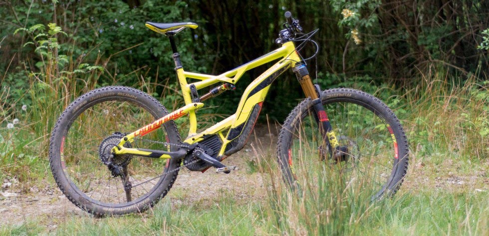 Cannondale Moterra Electric Mountain Bike Range Review