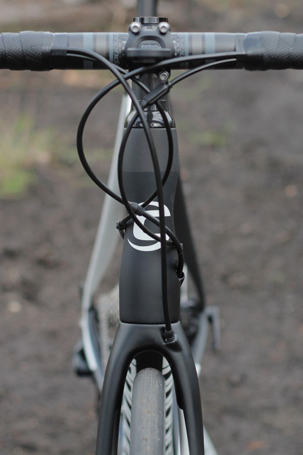 Cannondale Synapse Carbon headtube