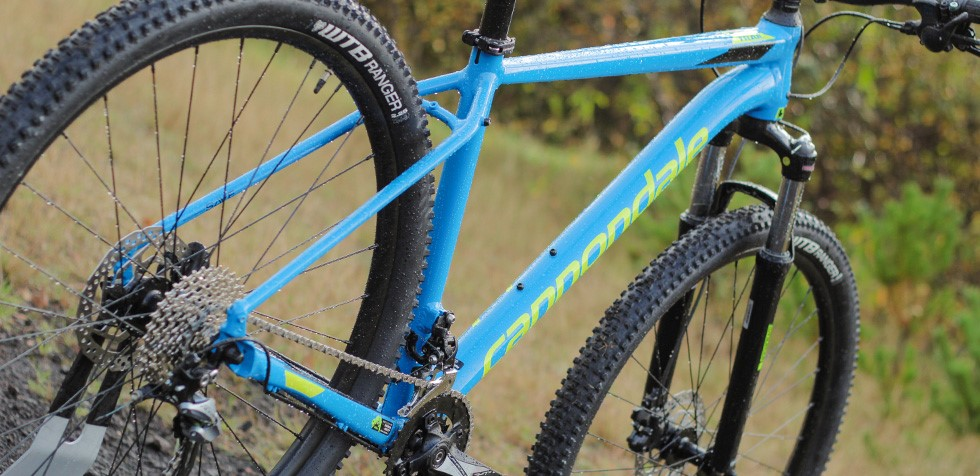 Cannondale Trail Frame