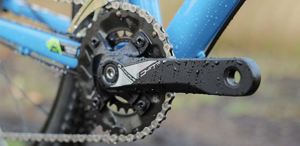 Cannondale Trail groupset