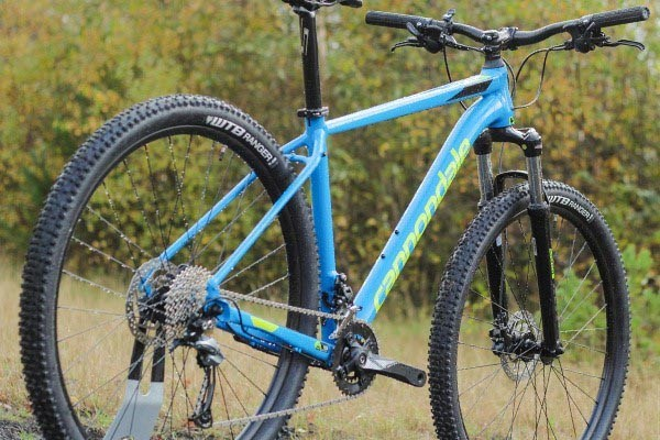 Cannondale Trail hardtail mountain bike