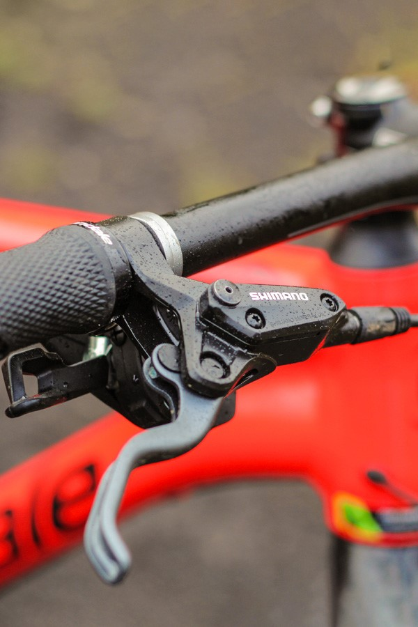 Cannondale Trail brakes