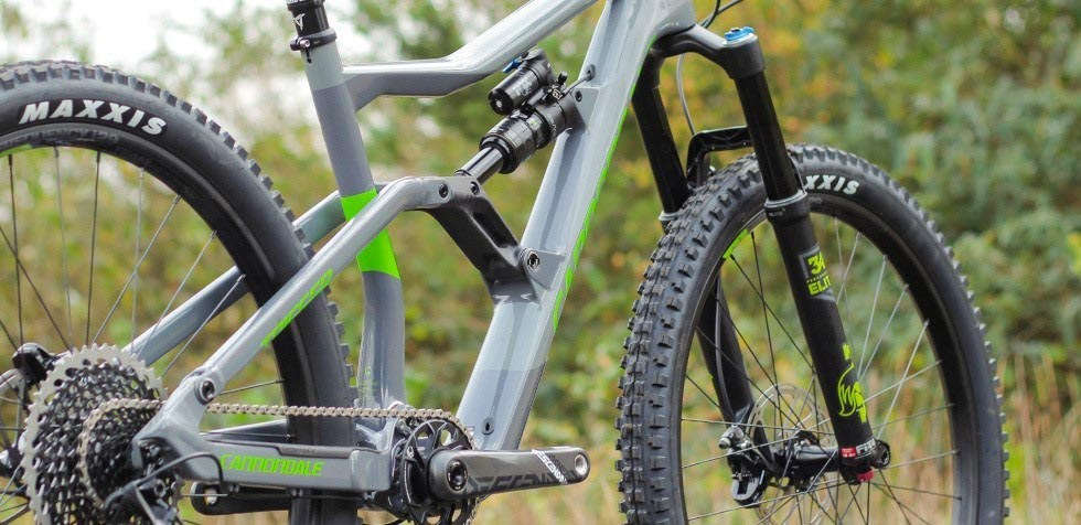 Cannondale Trigger suspension