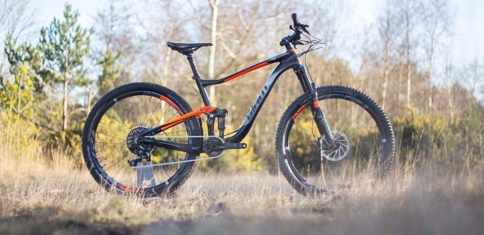 Giant Anthem Mountain Bike Review  bef387b25