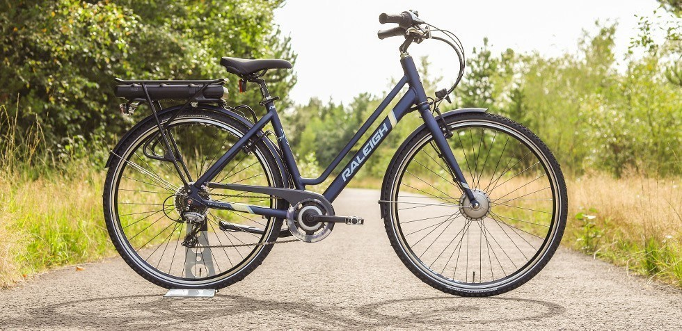Raleigh Array Electric Bike Range Review