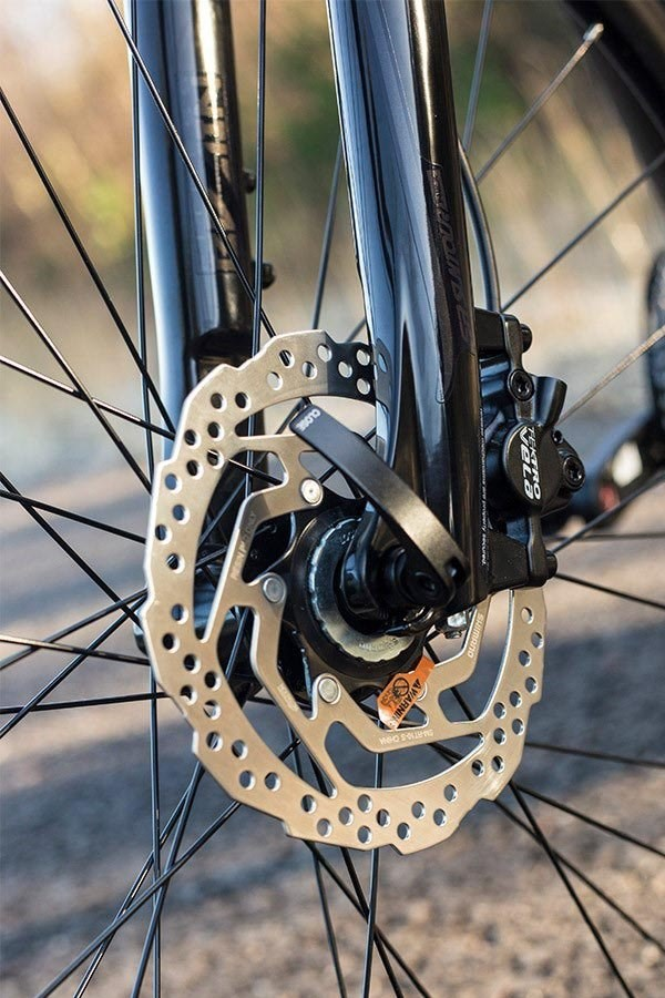Specialized Crosstrail disc brakes