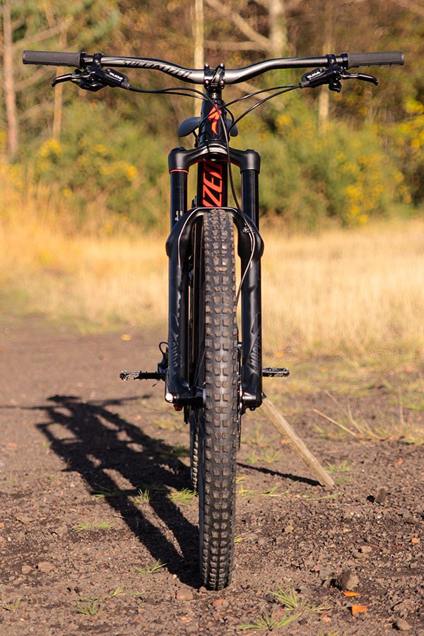 Specialized Enduro Front View