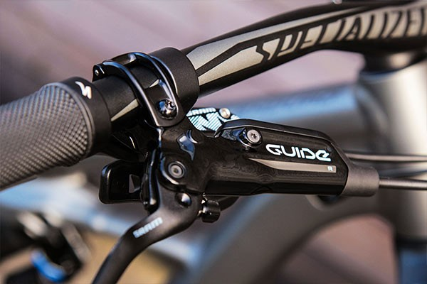Specialized Enduro SRAM Guide Brakes