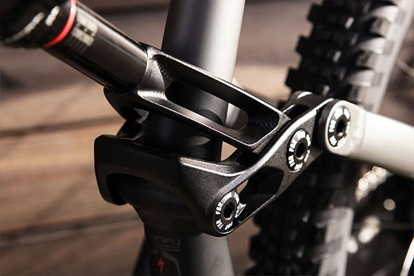 Specialized Enduro Suspension Mechanism