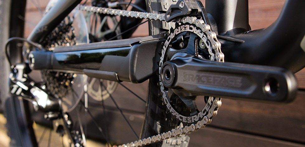Specialized Enduro SRAM 'one by' groupset