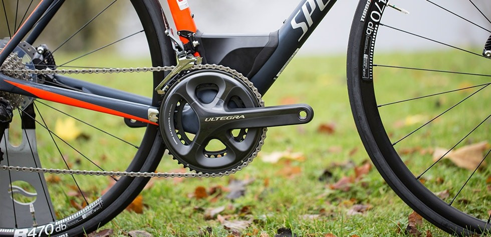 Specialized Roubaix Shimano 105 Groupset
