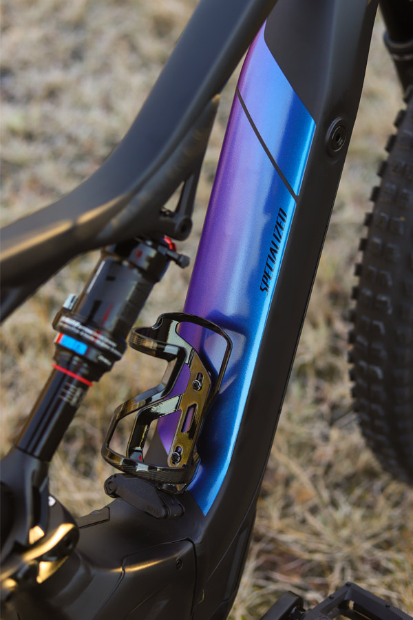 Specialized Turbo Levo downtube