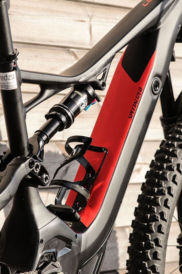 Specialized Turbo Levo frame decal