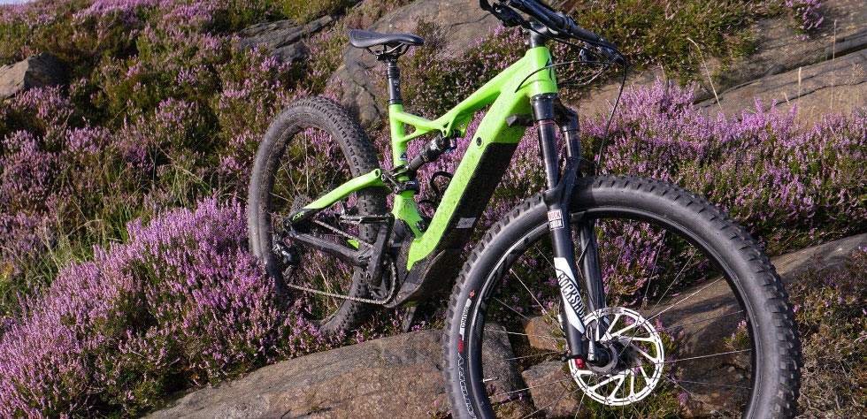 Specialized Turbo Levo full-sus electric MTB
