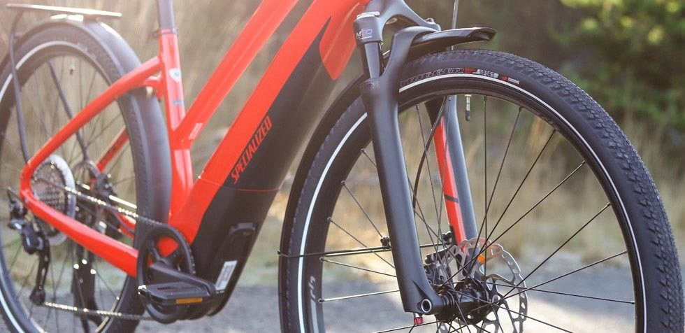 Specialized Turbo Vado suspension fork