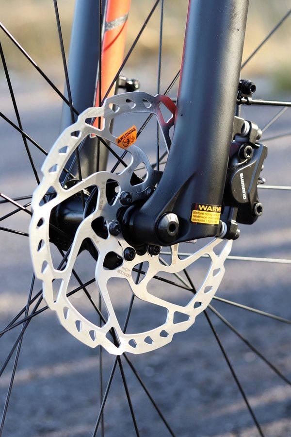 Specialized Turbo Vado brake disc