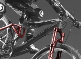 Cube Full Sus Short Travel Mountain Bikes