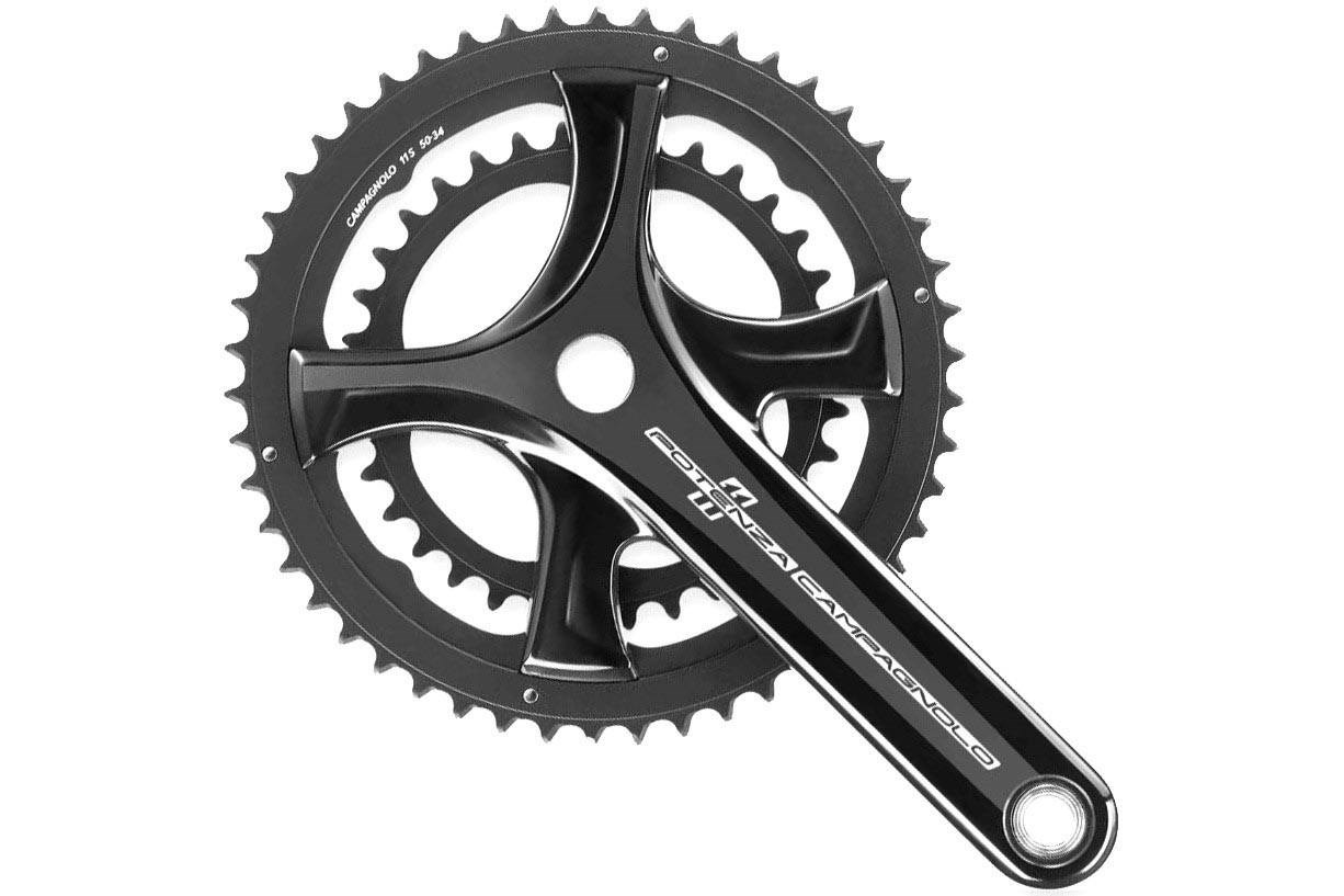 Image of Chainset and location on the bike