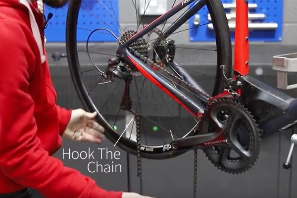 Hook Chain together