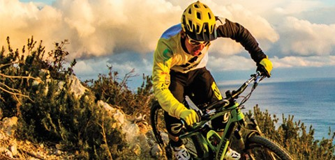 Set yourself up for a Summer of montain biking