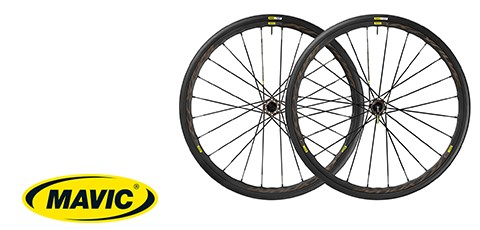 Mavic 2016 Wheels just launched