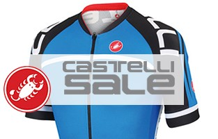 Save up to 33% on Castelli Cycle Clothing