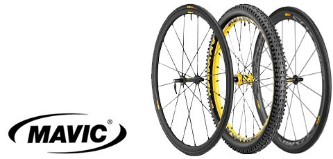 Mavic Wheels road, mountain, triathlon