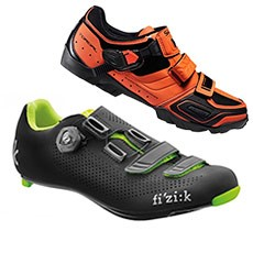 Right - Cycling Shoes
