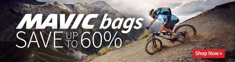 Mavic Bags - Save up to 60%