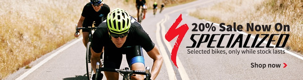 20%off Specialized