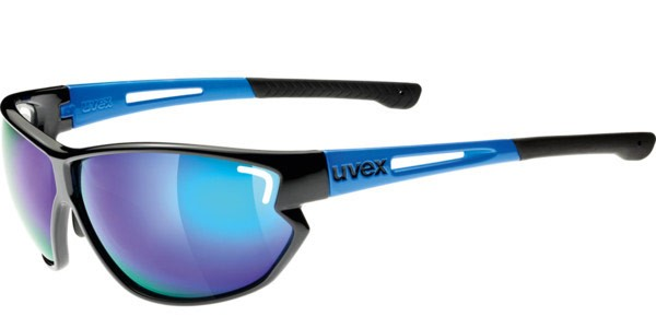 blue cycling glasses lenses