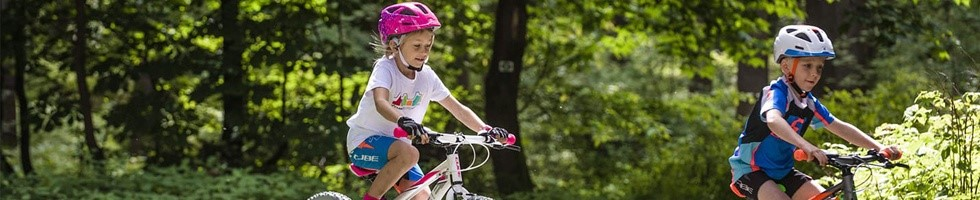 kids bike guide banner