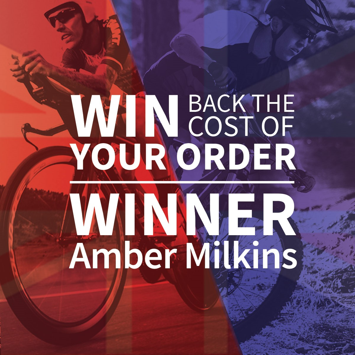 Win back the cost of your order winner - Amber Milkins