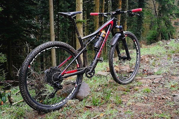 Team Rider Dave tells us what he thinks of the new Epic by Specialized