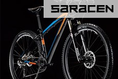 Saracen Mountain Bikes
