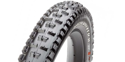 Plus size tyre example