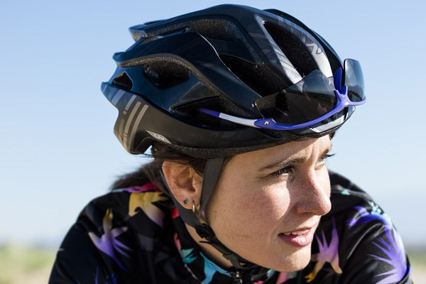 Road helmets are designed to be light, aerodynamic and well ventilated