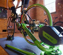 Kinetic Turbo Trainers