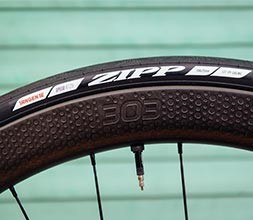 Zipp Road Wheels