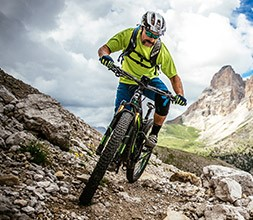 Cannondale Electric Mountain Bikes