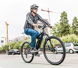 Electric Urban Bikes