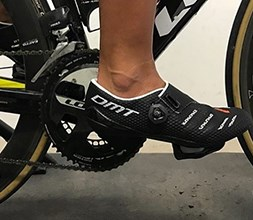 DMT cycling shoes