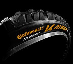 Continental MTB tyres