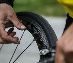Mavic road cycling tyres