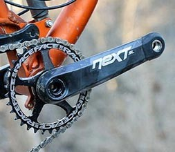 Race Face Cranks and Chainsets
